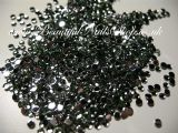 High Quality 2mm Nail Art Rhinestones Gem LIGHT GREEN 100pcs